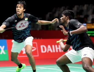 Rankireddy/Shetty Surge into Semis – Day 4: Daihatsu Indonesia Masters