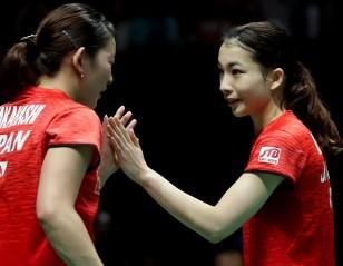 日本组合重新登顶 – 2018大发印度尼西亚大师赛决赛