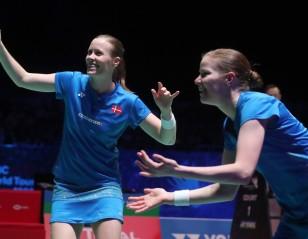 丹麦组合闪耀赛季早期 —— 汇丰BWF世界巡回赛近况