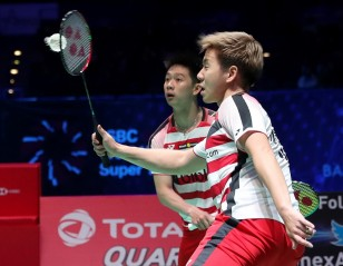 'Minions' in Top Spot – HSBC BWF World Tour Update