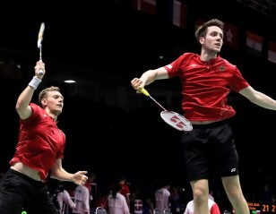 Lamsfuss/Seidel Gear Up for All England