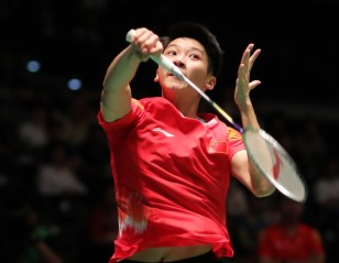 Young Chinese On Song – Day 3: DAIHATSU YONEX Japan Open 2018