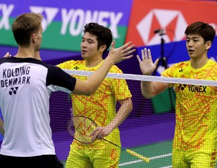Potential for Titanic Clash – Day 2: YONEX-SUNRISE Hong Kong Open 2018