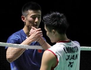 世锦赛单打冠军的不同命运 —— 2018中国福州公开赛半决赛