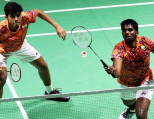 Rankireddy's Mixed Fortunes – Day 2: Fuzhou China Open 2018