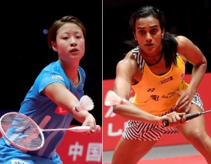 Nozomi v Sindhu for Gold! – Day 4: HSBC BWF World Tour Finals