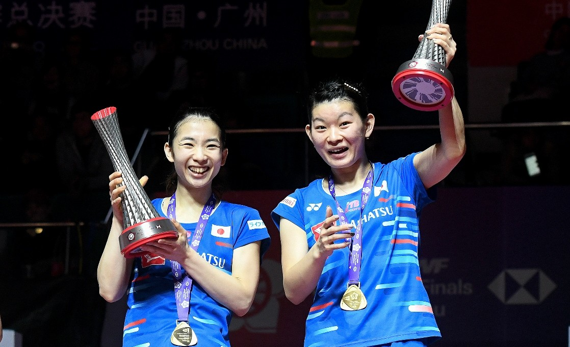 重返巅峰 —— 2018汇丰世界羽联世界巡回赛总决赛双打决赛