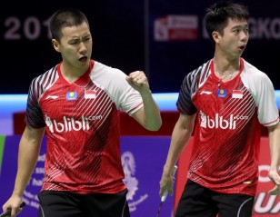 Minions Will Be Wary of Han/Zhou – Men's Doubles Preview