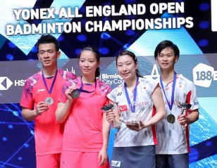 Who Can Stop Zheng and Huang? – Mixed Doubles Preview