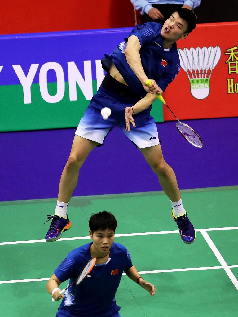 Pasangan ganda campuran China, Wang Yilyu/Huang Dongping keluar sebagai juara BWF World Tour Finals 2018 setelah mengalahkan unggulan pertama yang juga rekan senegara mereka, Zheng Siwei/Huang Yaqiong, Minggu (16/12/2018).
