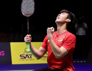 Loh Shock for Lin Dan – Princess Sirivannavari Thailand Masters: Review