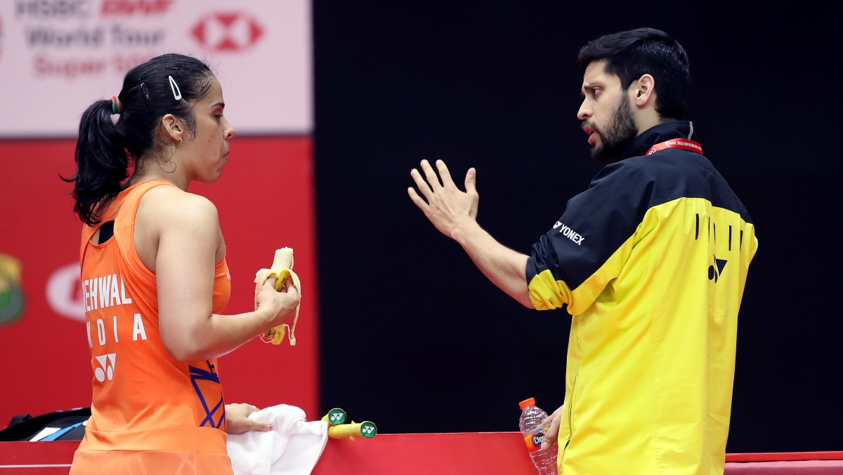 Two's a Charm for Nehwal & Parupalli