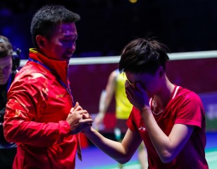 Persistence Prevails for Chen – All England: Finals