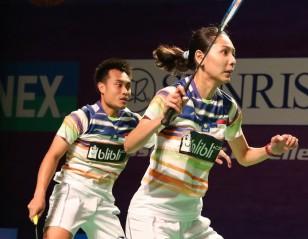 印尼人的光荣日 —— 印度公开赛第三日