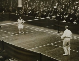 The All England: The Pre-War Years