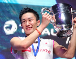 On This Day: Japan Finally Has an All England Men's Singles Champ