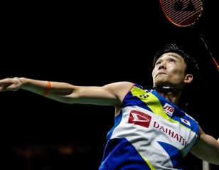 Close Shave for Momota – Singapore Open: Day 2