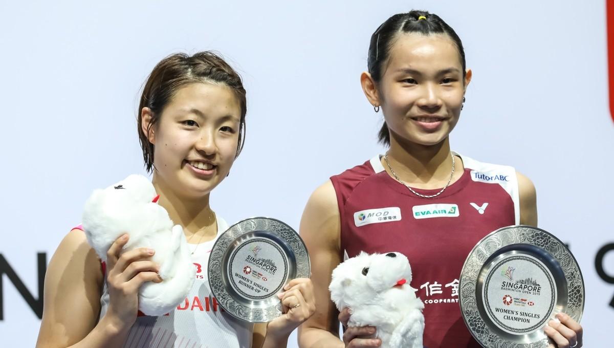 Momota, Tai Reign Supreme – Singapore Open: Singles Finals