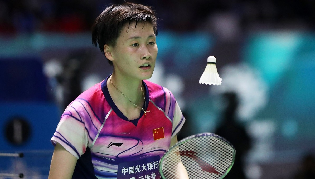 Chen Yu Fei Pushed – Indonesia Open: Day 4
