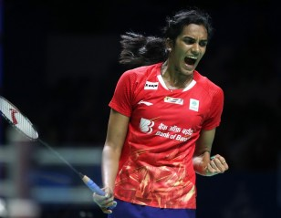 Pusarla Warms To Task – Indonesia Open: Day 5