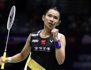 Tai Toughs it Out – China Open: Day 5