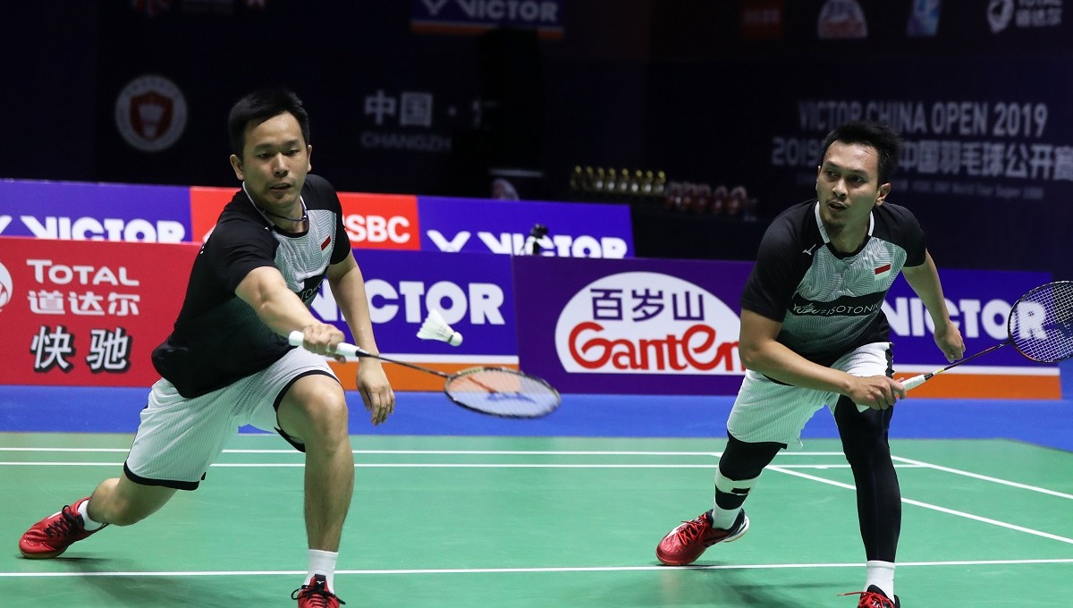 Daddies Deliver – China Open: Day 5