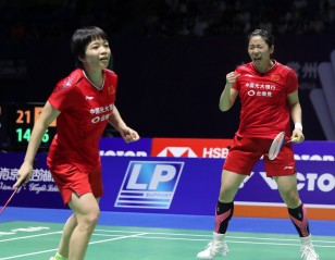 Chen and Jia Claim Second Super 1000 Title – China Open: Finals
