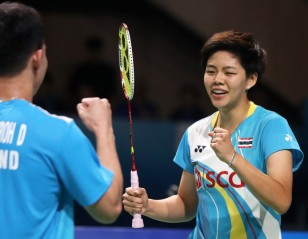 Thai Pair Create History – Korea Open: Finals