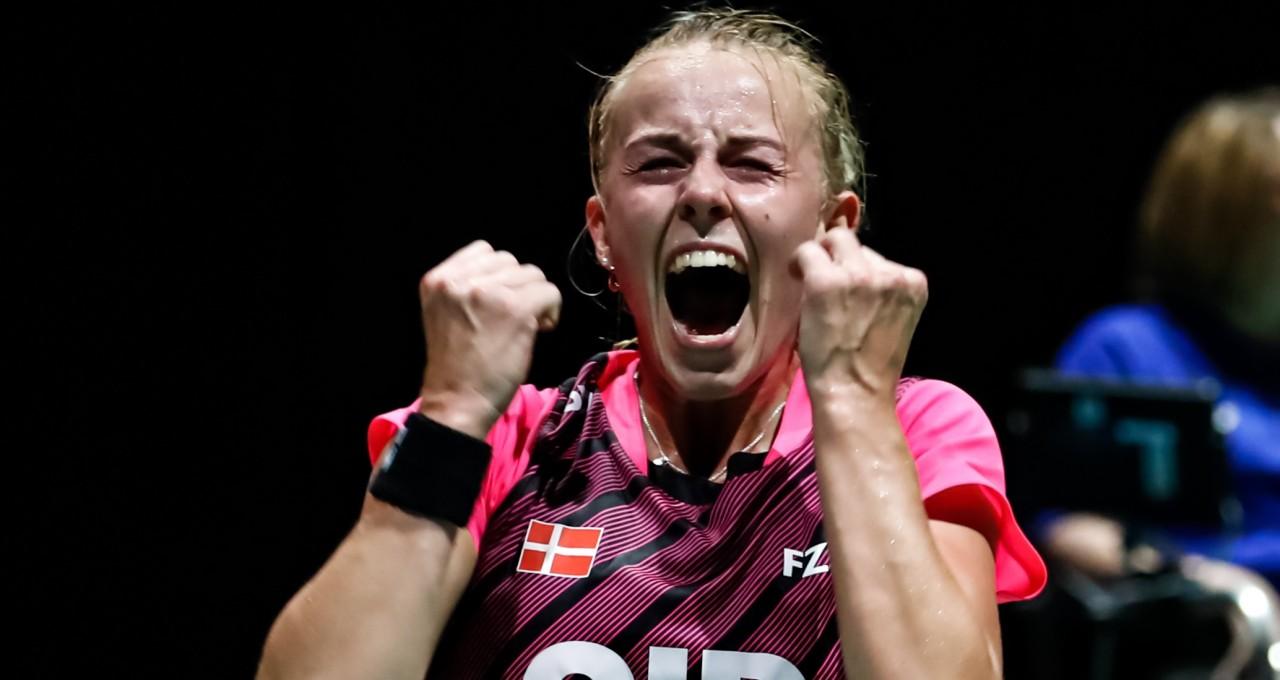 丹麦人被赋予高期望值 —— 丹麦公开赛:第二日