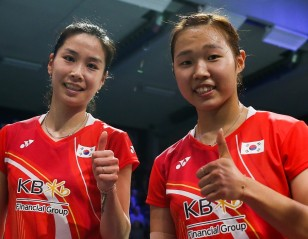 Jung Baek on the Block – Denmark Open: Day 5