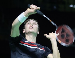 Axelsen's Thumbs-Up for Dubai Stint
