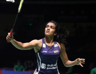 Sindhu Not Deflated by Recent Setbacks