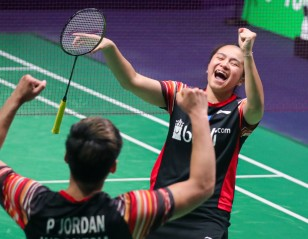 Watch Out for Jordan/Oktavianti – Mixed Doubles Preview