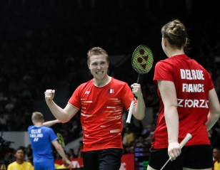 French Celebration as Gicquel/Delrue Make Semis – Indonesia Masters: Day 4