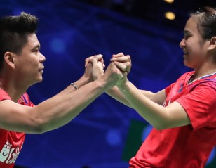 All England: Jordan/Oktavianti Are Unstoppable