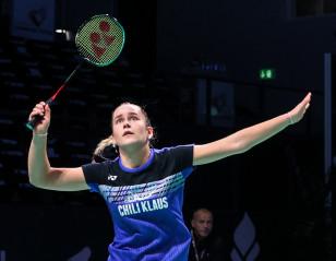 Clara Graversen: Badminton Gets a Spicy Kick