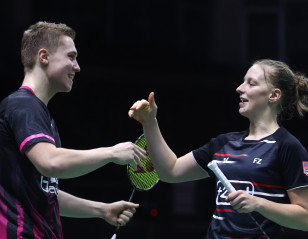 YONEX Thailand Open: French Duo Keep the Pace