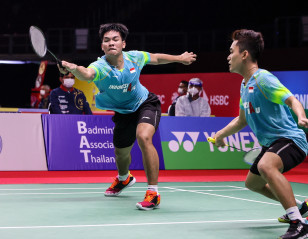 YONEX Thailand Open: Young Challengers Down Fifth Seeds