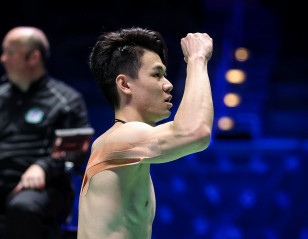 All England: Glory for Lee Zii Jia, Okuhara