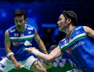 All England: Japan Dominate Doubles