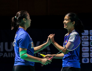 Spain Masters: Indonesia Dominate as Popov Prevents Whitewash