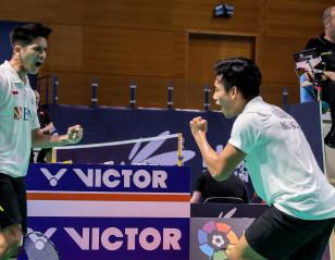 Spain Masters: Indonesian Surprise for Astrup/Rasmussen